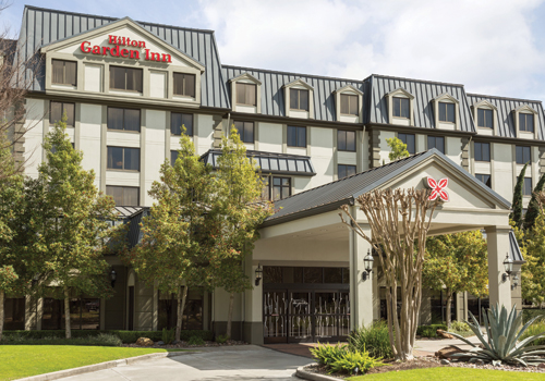 The Hilton Garden Inn Willowchase